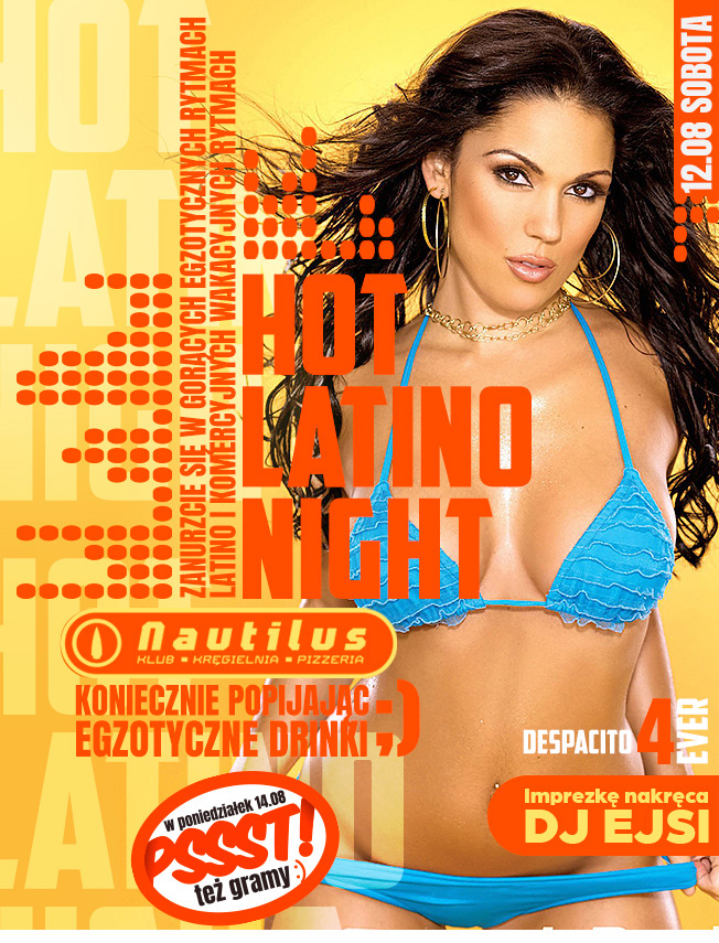 NAUTILIUS-Hot-latino-night