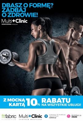 MULTICLINIC-Zadbaj o zdrowie!