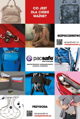 Pacsafe Travel